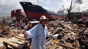 Blog - Typhoon Haiyan