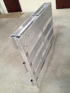 Blog - Aluminum pallet