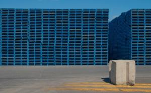 Blog - Pallet - Chep stack