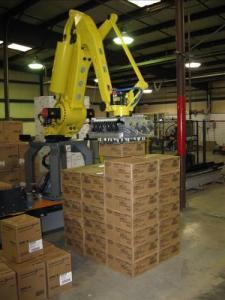 Blog Supply Chain Robot