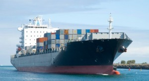 Blog - Container ship