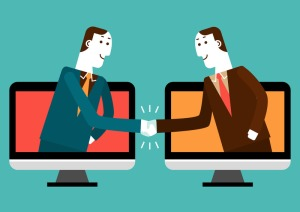 Blog - computer handshake
