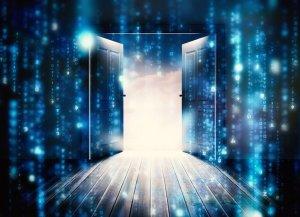 Blog - Data doors open